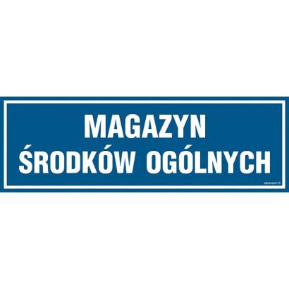 Magazyn środków ogólnych
