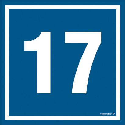 Liczba 17
