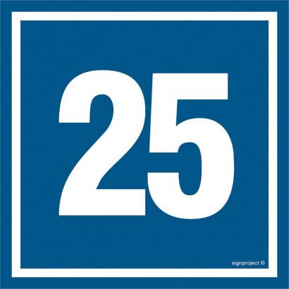 Liczba 25