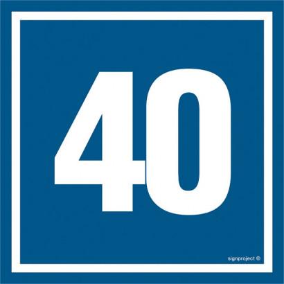 Liczba 40