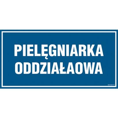 Znak - Pielęgniarka oddziałowa PA542