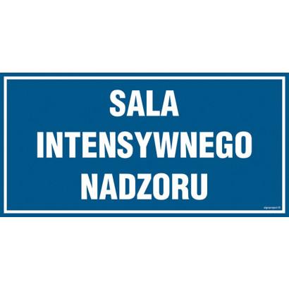 Znak - Sala intensywnego nadzoru PA546