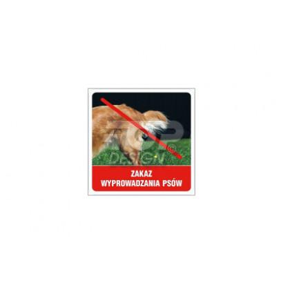 Zakaz wyprowadzania psów (1)