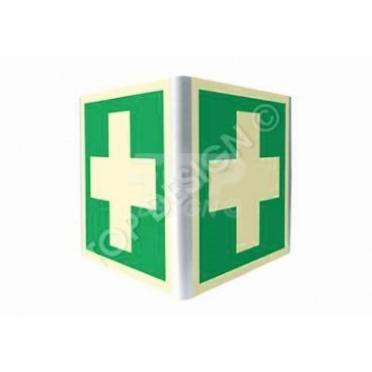 Pierwsza pomoc medyczna (3D naścienny)