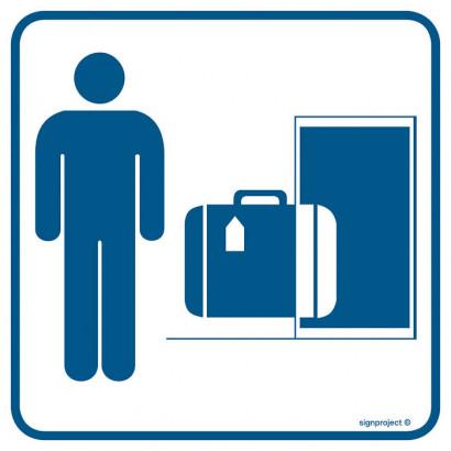 Przechowalnia bagażu 1