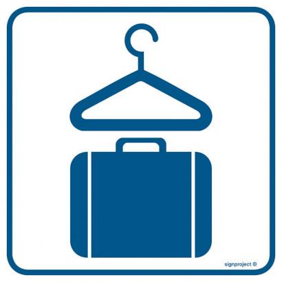 Szatnia z przechowaniem bagażu