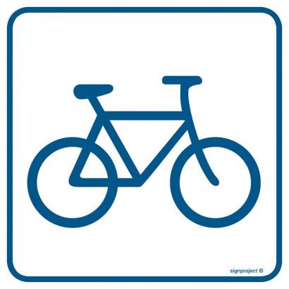 Ścieżka dla rowerzystów (przechowalnia rowerów)