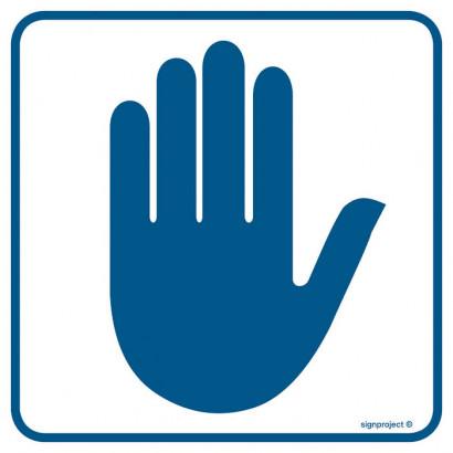 Znak - Stop RA060