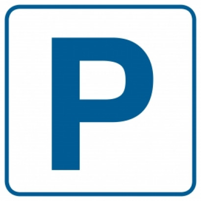 Znak - Parking RA074