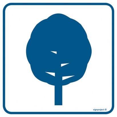 Znak - Drzewa liściaste RA094