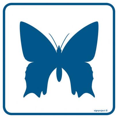 Znak - Rzadkie okazy motyli RA099
