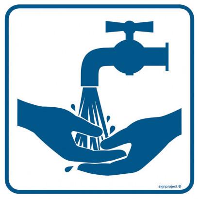 Zanim wyjdziesz umyj ręce