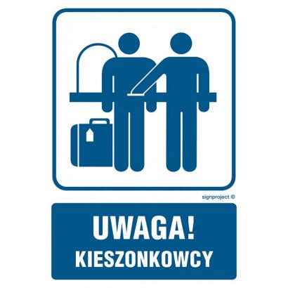 Uwaga! Kieszonkowcy