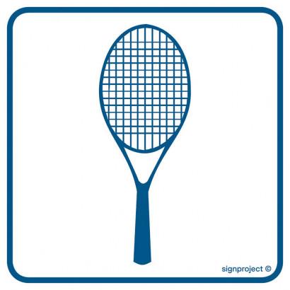 Znak - Korty tenisowe RC002