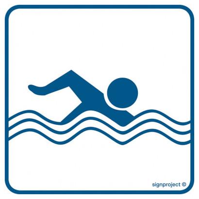 Znak - Basen pływacki RC007