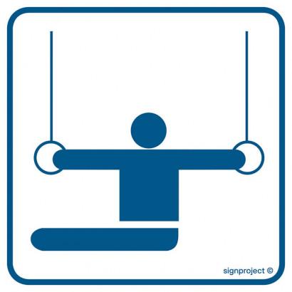 Znak - Sala gimnastyczna RC008