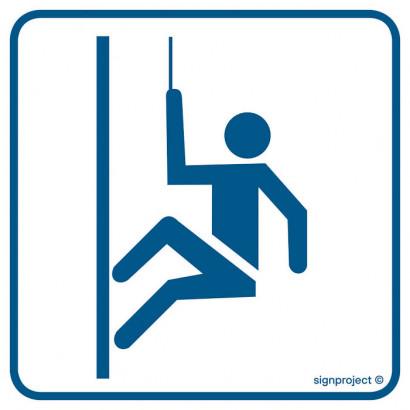 Znak - Ściana do wspinaczki RC012