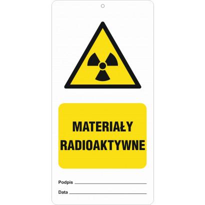 Materiałay radioaktywne