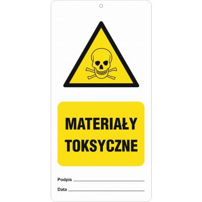 Materiały toksyczne