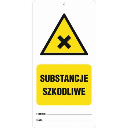 Substancje szkodliowe