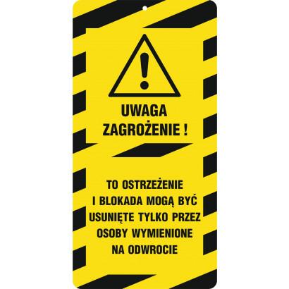 Ostrzeżenie mogą usunąć osoby ...