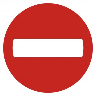 Zakaz wjazdu