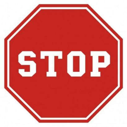 Znak - Stop SA012