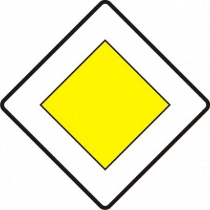Droga z pierwszeństwem przejazdu