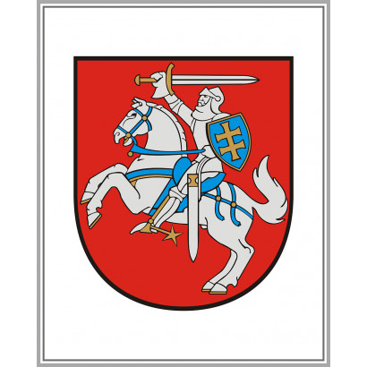 Godło Litwa