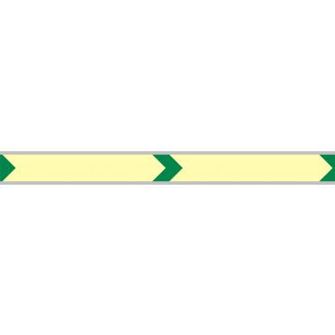Ciąg ewak.; oznaczenie kierunku; imitacja profila