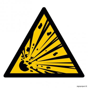 Ostrzeżenie przed niebezpieczeństwem zatrucia substancjami toksycznymi