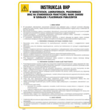 Instrukcja postępowania na stanowisku pracy z komputerem i drukarką