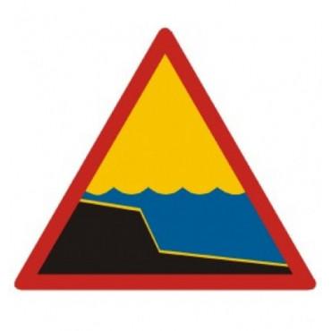Znak - Nagły uskok OE005