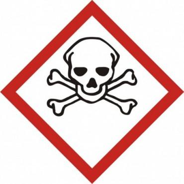 Znak - Produkt bardzo toksyczny LD006