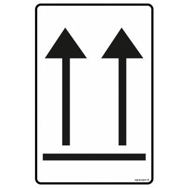 Znak - Góra ładunku MA001