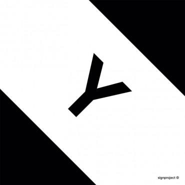Znak - Substancje i przedmioty wybuchowe. Klasa 1. Podklasa 1.2. MB034
