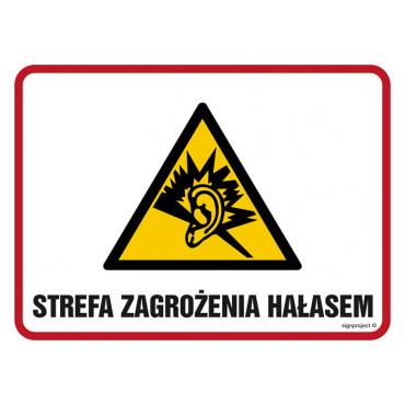 Strefa zagrożenia hałasem
