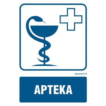 Znak - Apteka RF004