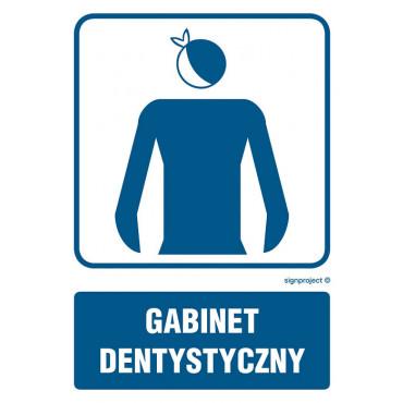 Znak - Gabinet dentystyczny RF011