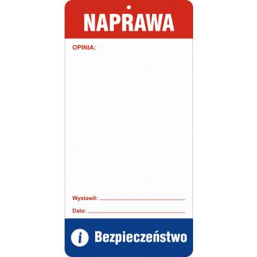 Znak - Naprawa RG150