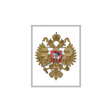 Godło Rosja UA005