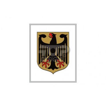Godło Niemcy UA006