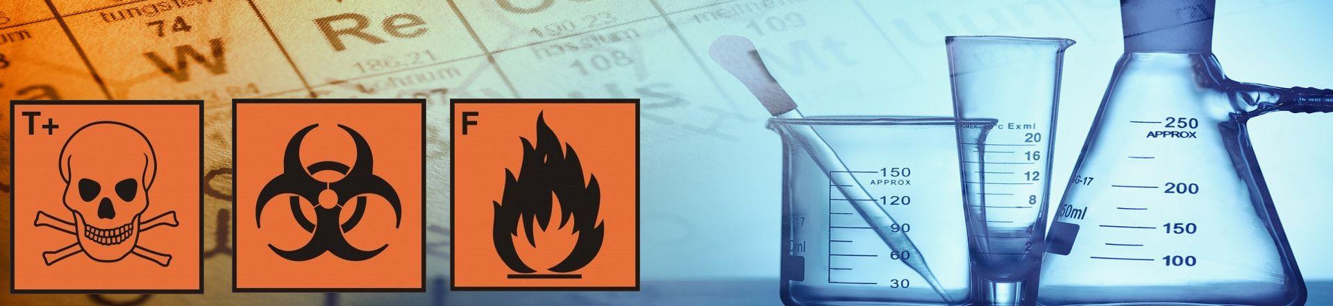 Substancje chemiczne i niebezpieczne
